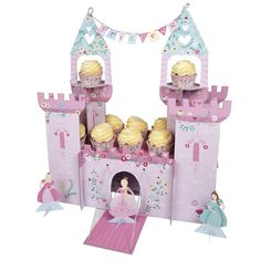Every princess needs a castle!! Love this!