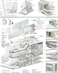 Architektur Portfolio 7 - Architektur Portfolio 7 - E . - Architecture Portfolio 7 – Architecture Portfolio 7 – E …- Architect - Detail Architecture, Architecture Graphics, Architecture Board, Concept Architecture, Futuristic Architecture, Sections Architecture, Architecture Portfolio Layout, Architecture Diagrams, Portfolio D'architecture