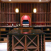 Wine Cellar Design - Building a Custom Wine Cellar Wine Cellar Racks, Wine Cellars, Wine Cellar Design, Wine Storage, Building, Room, Bedroom, Buildings, Rooms