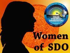Women of SDO series logo