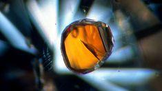 Transparent Orange Almandine