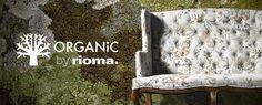 Rioma apuesta por los tejidos orgánicos. Descubre la gran variedad de diseños que encontrarás en nuestra colección de orgánicos.