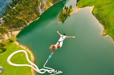 5 Best Places to Bungee Jump in Canada Fun Questions To Ask, This Or That Questions, Strange Places, Bungee Jumping, Ride Or Die, Before I Die, Amazing Adventures, Just Amazing, Awesome