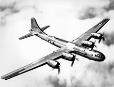 Boeing B-29 Superfortress ~ BFD