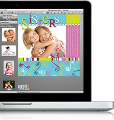 I want to try this scrapbook software Scrapbook Software, Scrapbook Paper, Digital Scrapbooking Freebies, My Memory, Photo Book, Clip Art, Coding, Memories, Awesome