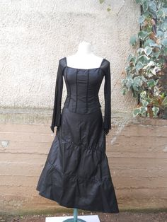 FREE Registered Shipping Beautiful vintage goth / by Vintage Closet, Your Style, Vintage Outfits, Goth, Trending Outfits, Unique, Free, Beautiful, Dresses