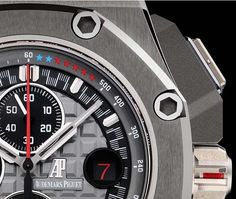 Audemars Piguet Royal Oak Offshore Michael Schumacher LE | Perpetuelle