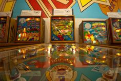 Looking for fun? Go full tilt at the Pacific Pinball Museum in Alameda #99Days