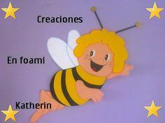 abeja maya 50 x 30 cm