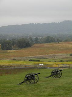A misty morning at Antietam National Battlefield - Visit to grab an amazing super hero shirt now on sale!