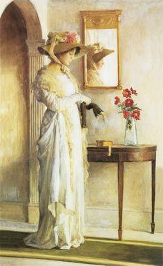 British Painter William Henry Margetson (1861-1940) ~ Blog of an Art Admirer