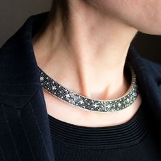 A touch for a modern woman. Live it at with Roberto Coin, Chokers, Diamonds, Touch, Woman, Live, Retro, Instagram Posts, Modern