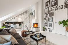 Un ejemplo de estilo nórdico con tintes modernos para un hogar acogedor y con personalidad.