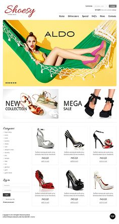 Shoe Store VirtueMart Template #fashion #website http://www.templatemonster.com/virtuemart-templates/40869.html?utm_source=pinterest&utm_medium=timeline&utm_campaign=boots