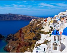 In My Suitcase: Packing for Santorini