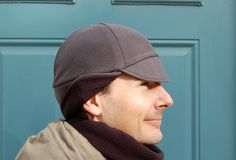 Winter Bike Hat from Kozie Prery Made to Order by KoziePrery, $40.00