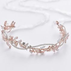 Our new UK Bridal Spring collection, Fiorenza Rose is a glistening, flattering piece. Cute Jewelry, Hair Jewelry, Wedding Jewelry, Fashion Jewelry, Wedding Hair Accessories, Jewelry Accessories, Glamouröse Outfits, Estilo Lolita, Crystal Crown