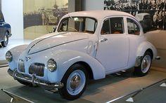 1947 Toyopet ~ the original post-war Toyota Not at war, but pretty cool