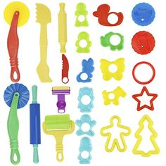 Kare & Kind® Set of 24pcs Smart Dough Tools Kit with Models and Molds, (Retail Packaging) (Animals) Kare & Kind http://www.amazon.com/dp/B00B7YPK76/ref=cm_sw_r_pi_dp_dP8uvb1WS5JXV