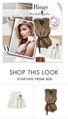 """""""Beautifulhalo"""" by marinalucic ❤ liked on Polyvore featuring Tiffany & Co., Burberry, women's clothing, women, female, woman, misses, juniors and bhalo"""