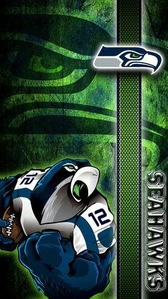 Seattle Seahawks 12th Man iPhone 6 wallpaper.