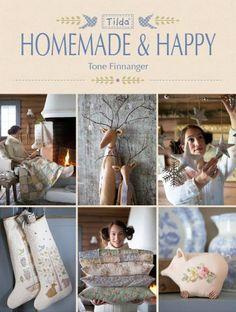 """Книга Tilda """"Homemade & Happy"""""""