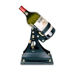 """""""Discover the beautifully elegant way to serve the perfect glass of wine, with the handcrafted decanting cradle specially designed for a classic presentation"""" By Perfect Glass, Decanter, Wine Rack, Presentation, Elegant, Classic, Food, Design, Classy"""