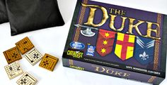 The Duke Board Game Review - Gray Cat Games