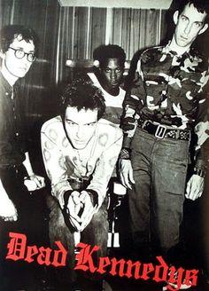 Dead Kennedys  688 Club Atlanta GA   May 1983