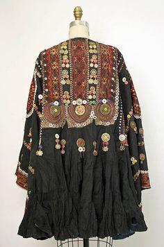 Wedding Tunic20th centuryAfganistan
