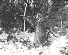 An Innu Hunter from Northern Labrador Wearing a Caribou-skin Coat, ca. Native American Beauty, Native American Photos, Native American Tribes, American Spirit, American Indian Art, American Life, Aboriginal People, Canadian History, Newfoundland And Labrador