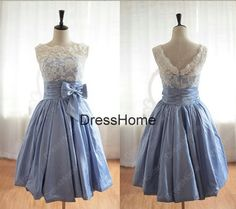 Simple Prom Dresses, lace homecoming dress prom dress cute homecoming dress silver beading homecoming dresses short prom dress white lace homecoming gowns sweet 16 dress for teens girls Short Lace Bridesmaid Dresses, Blue Homecoming Dresses, Blue Wedding Dresses, Ball Gowns Prom, Ball Dresses, Short Dresses, Dress Prom, Dress Formal, Dress Wedding