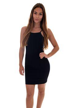 Glamorous Scuba Bodycon Dress | Dresses | DIZEN