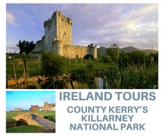 Ireland Tour Includes a visit to County Kerry's Killarney National Park - Sightseeing and 7 Rounds of Golf make this a perfect golf vacation! http://uniquegolfvacations.com/ireland-tours-to-county-kerrys-killarney-national-park/ #golf #golfvacations #ireland