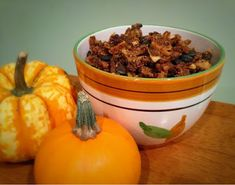Diabetics Rejoice!: Two Grain-free, Low-Carb Granola Flavors for Fall