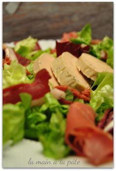 ... Salade Landaise sur Pinterest   Recette De Salade, Salade et Lapin Aux