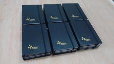 Cadernos para nosso cliente Aozawa