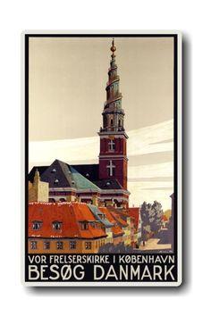 Sven Henriksen- Vor Frelser Kirke, CPH