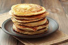Abnehmen Pfannkuchen Gabel & Bikini www. - Petit-déjeuner et brunch légers - Whole Wheat Pancakes, Pancakes And Waffles, Buttermilk Pancakes, Sourdough Pancakes, Protein Pancakes, Banana Pancakes, Sourdough Bread, Yogurt Pancakes, Banana Oats