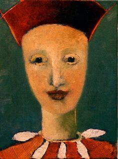 "Lita van Engelenhoven, Ä New Day"", 24 x 18 cm, oil - canvas"