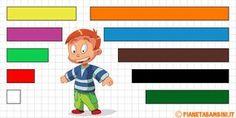 Schede didattiche sui regoli per la scuola primaria