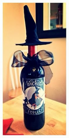 Halloween Hostess Gift Idea