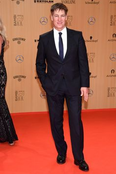 Pin for Later: Seht alle Stars beim Bambi in Berlin Tobias Moretti