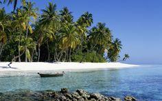 free high resolution wallpaper beach