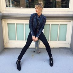 O estilo super cool da Hailey Baldwin - Moda it