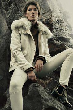 Belstaff Pre-Fall 2016 Collection Photos - Vogue
