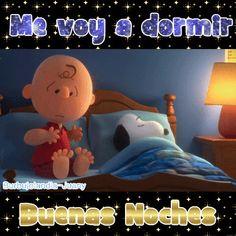 Buenas noches, que descansen, felices sueños tengan todos