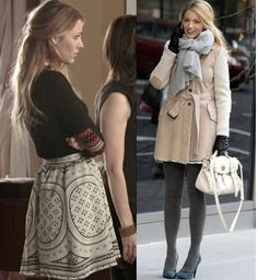 Gossip Girl: Copia il look di Serena van der Woodsen da Zara