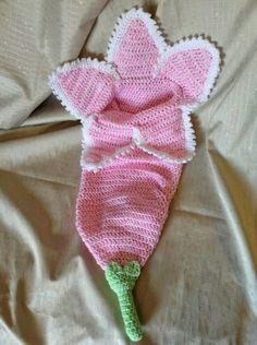 Free Crochet Carrot Cocoon Pattern : Mystick Mermaid Cocoon - Free Crochet Pattern Saco para ...