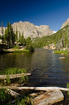 Scenic Lake - Loch Vale - Rocky Mountain National Park | Flickr - Photo Sharing!